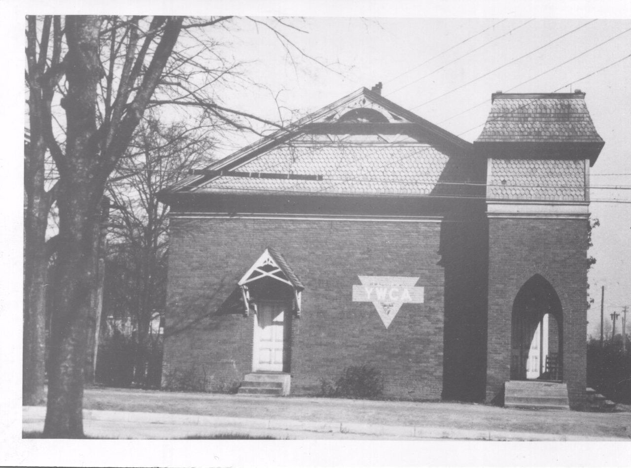 Auburn University Chapel during World War 2