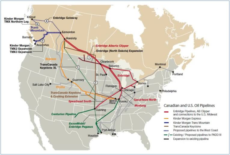 Oil Pipelines and Spills - Climate, Energy, and Society - College of ...