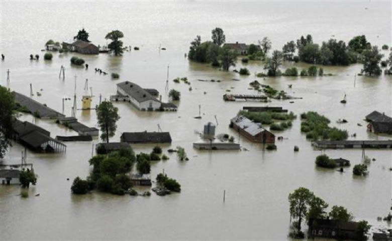 Human influence on floods research essays