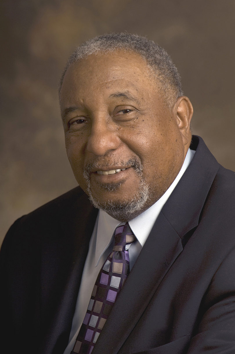 Picture of Dr. Bernard Lafayette, an African American Civil Rights Activist
