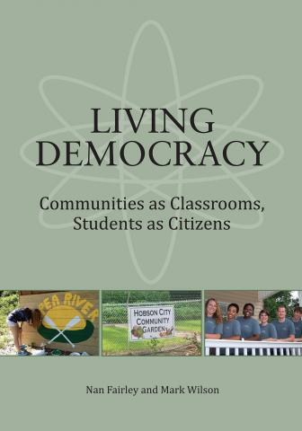 Living Democracy Book Cover