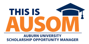 Auburn University Scholarship Opportunity Manager