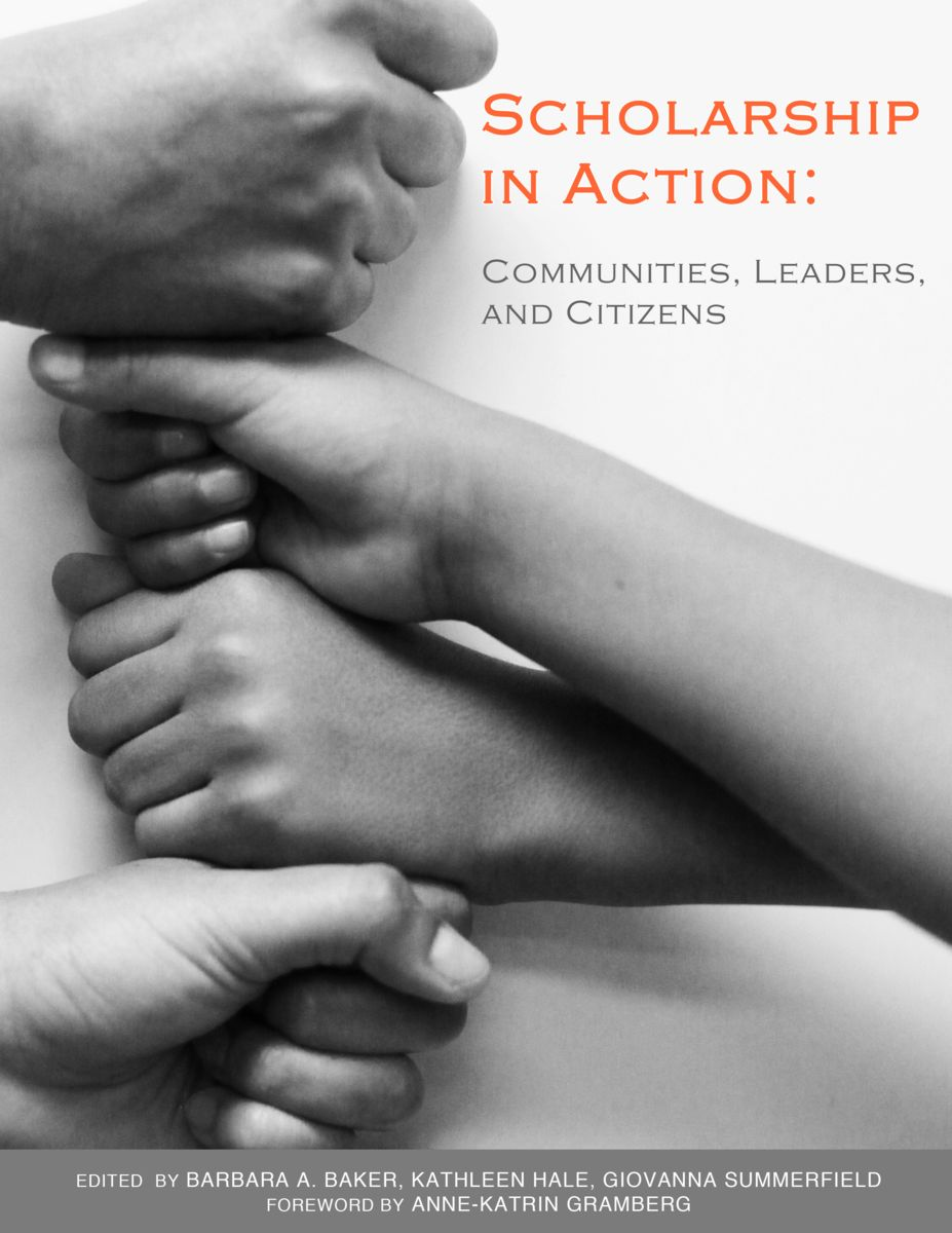 scholarship in action cover