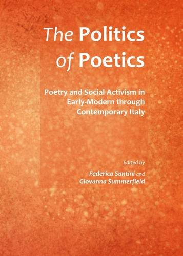 politics of poetics cover