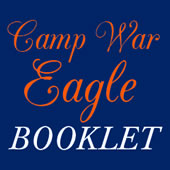 Camp War Eagle booklet icon