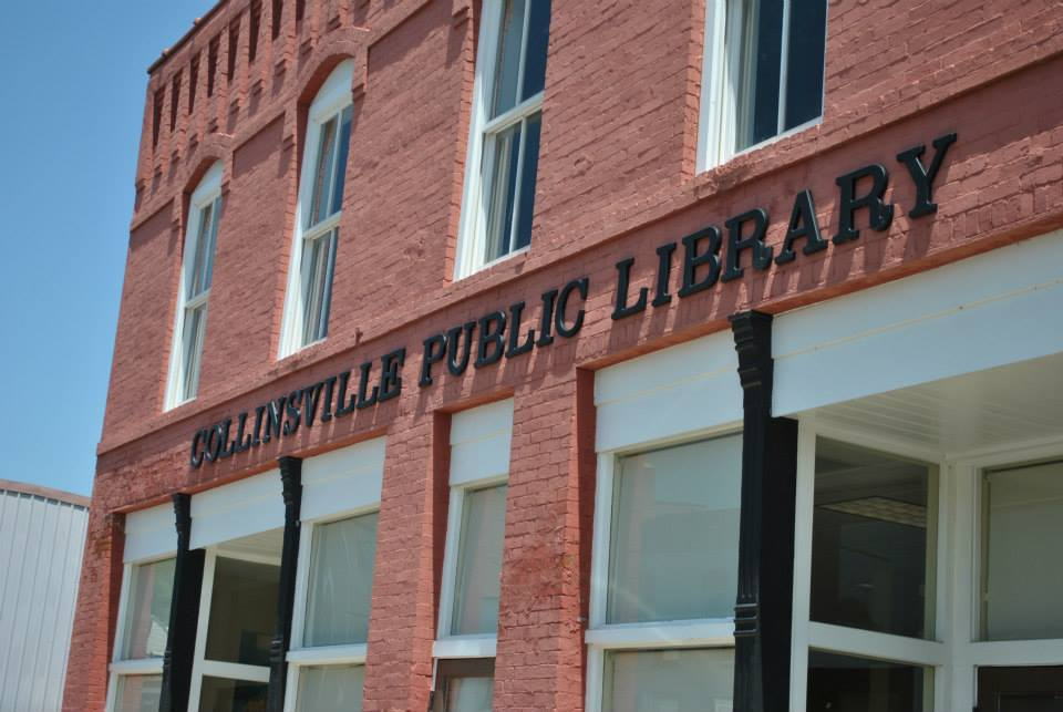 image of Collinsville Public Library