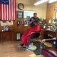 Cuts Come With Conversation at Collinsville Shop