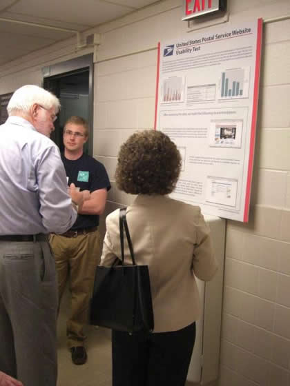 Myles Cryer discusses his poster