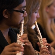 Faculty Jazz, Symphonic Winds, Orchestra, Low Brass Ensembles to Perform