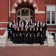 Auburn University Chamber Choir Performing at ACDA Convention