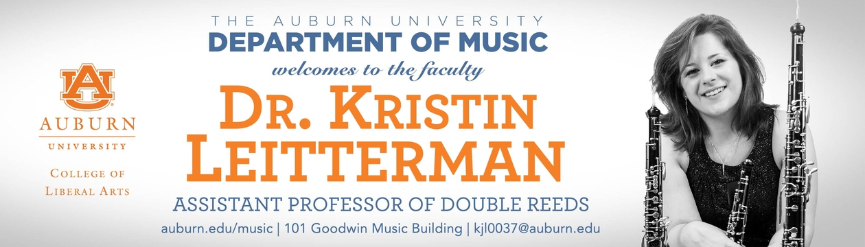 Welcome Dr. Kristen Leitterman
