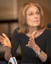 Steinem encourages activism and empathy