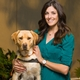 Alumna Lucia Lazarowski, '18, combines love of dogs and psychology in research