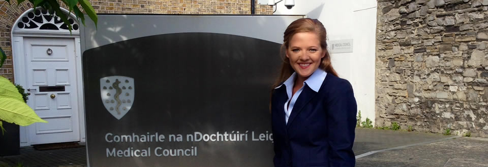 Spruiell Scholar at Internship in Dublin