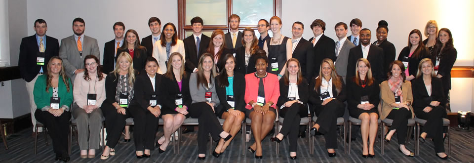 Students attend 2014 MGMA Conference