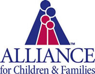 logo of alliance for children and families
