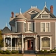 beautiful exterior victorian home